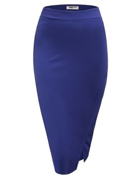 Picture of High Waist Pencil Skirt