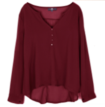 Picture for category TOPS & BLOUSES