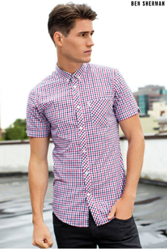 Picture of  Ben Sherman Short Sleeve Shirt