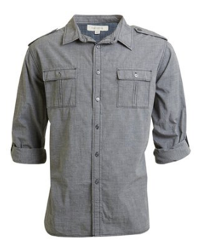 Picture of Emerson Gray Utility Roll Shirt