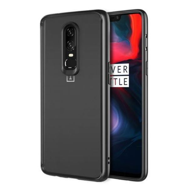 best loved 30bb4 15a13 For OnePlus 6 || Ultra Thin || Crystal Clear || Protective || Non Slip TPU  Transparent Case